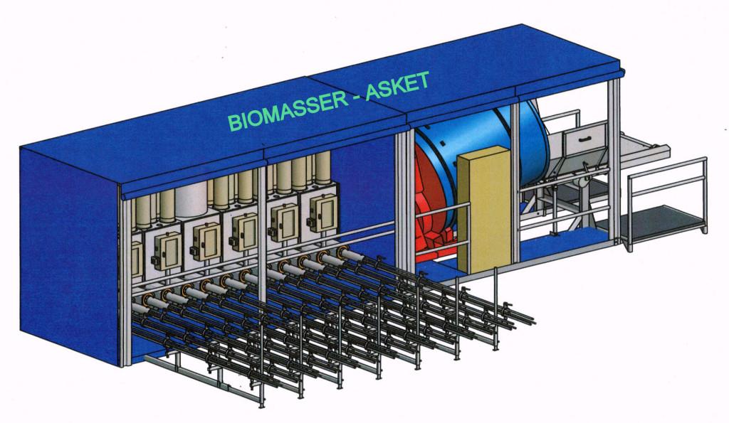 biomasser mobile pod plandeka